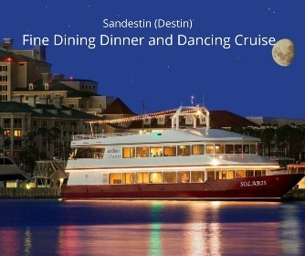 dinner cruise in sandestin-destin, florida