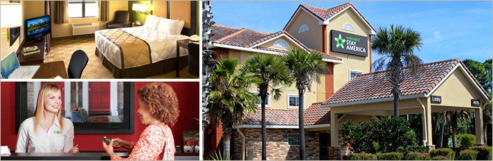 Extended Stay Budget hotel in Destin